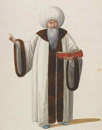 Mufti - Image: Muftí