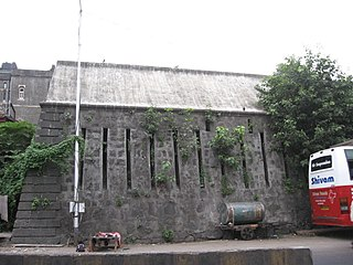 Fort George, Bombay