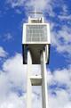 Munkkivuori church bell tower August 24 2011.png
