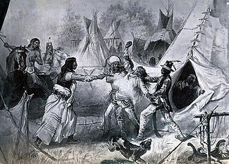 Wagluhe - The Murder of Chief Big Mouth by Chief Spotted Tail, 1869