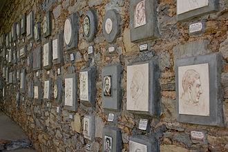 Murphys, California - Murphys' Famous Residents Wall