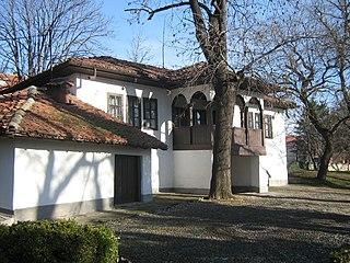 Pordim Place in Pleven, Bulgaria