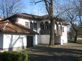 "Pordim - Pordim Museum house ""His Royal Majesty Carol I"""