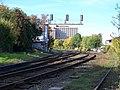 Nádraží Praha-Veleslavín, od přejezdu (01).jpg