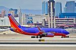 N481WN Southwest Airlines 2004 Boeing 737-7H4 (cn 29853-1564) (7614030834).jpg
