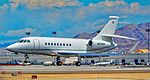 N500RR 2008 Dassault Falcon 2000LX s-n 156 (26736890735).jpg