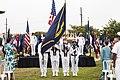 NAVFAC EXWC Change of Command ceremony, Naval Base Ventura County, Port Hueneme, Calif. - July 26, 2013 (9410351733).jpg