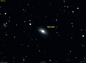 Image illustrative de l'article NGC 2551