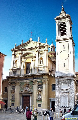 Roman Catholic Diocese of Nice - Nice Cathedral