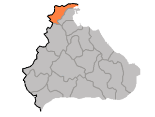 Chonnae County County in Kangwŏn Province, North Korea