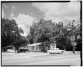 NORTH SIDE AND EAST FRONT - Carter Peanut Warehouse Complex, Plains, Sumter County, GA HABS GA,131-PLAIN,3-1.tif