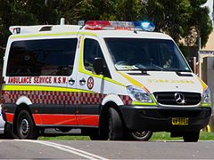 NSW Ambulance Service Mercedes Benz Sprinter - Flickr - Highway Patrol Images.jpg
