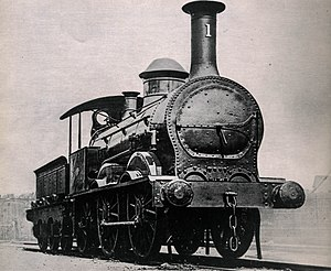 Locomotive No. 1 - Image: NSW Locomotive No. 1