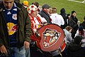 NY Red Bulls v. Chicago Fire on March 23, 2010 drum.jpg