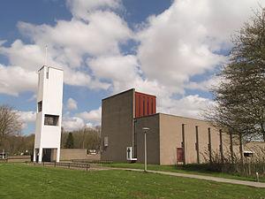 Nagele - Nagele, church: de Samen op Wegkerk