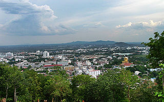 Nakhon Sawan City Municipality in Thailand