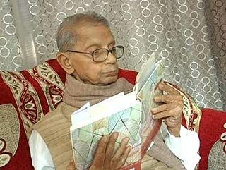 Nalinidhar Bhattacharya Poet and literary critic