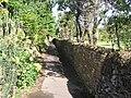 Narrow short-cut, Ilmington - geograph.org.uk - 1468383.jpg