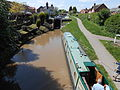 Narrowboat on the Wardle Canal, Middlewich.jpg