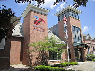 Professional sports hall of fame in Saratoga Springs, New York