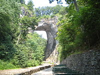 Natural bridge (virginia)
