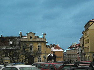 Hradčany - Image: Near Prazhsky Hrad