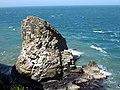 Needle Rock, Dinas Island - geograph.org.uk - 298623.jpg