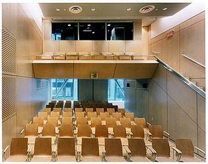 Raimund Abraham - ACFNY auditorium