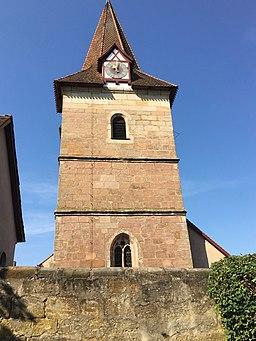 Kirchenweg in Lauf an der Pegnitz