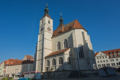 Neupfarrkirche Regensburg Neupfarrplatz 1 D-3-62-000-799 01.tif