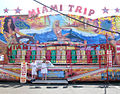 New Brighton outdoor funfair - Miami Trip ride-by-Duncan-Grant.jpg