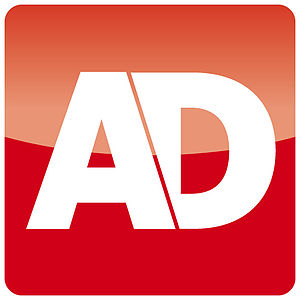 Algemeen Dagblad - Image: New Logo AD