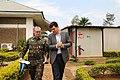 New MONUSCO Force Commander undertakes maiden operational visit to Beni, Nord-Kivu. 4 Feb 2020 26.jpg