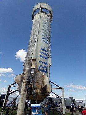 2017'de kullanımdan sonra yeni Shepard pervanesi.