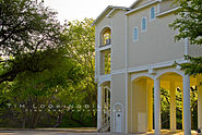 New luxury home on the Comal River in New Braunfels, Texas