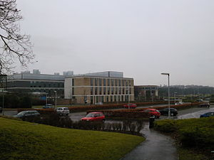 University of St Andrews School of Medicine - New Medical School