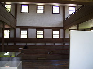 Great Friends Meeting House - Image: Newport Friends