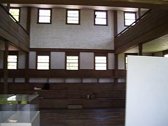 Great Friends Meeting House - Image: Newport Friends