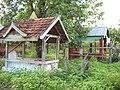 Nhà mồ của người Eđê, Đắk Lắk.JPG
