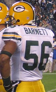 Nick Barnett American football player