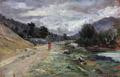 Nicolae Vermont - Peisaj la Câmpulung.PNG