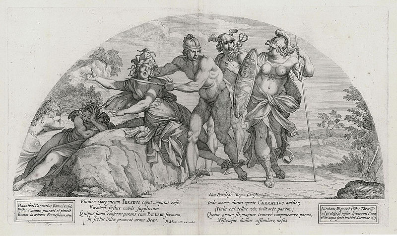 File:Nicolas Mignard, Perseus and Medusa after Annibale Carracci.jpg