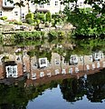 Nidd River with mirrored houses - panoramio.jpg