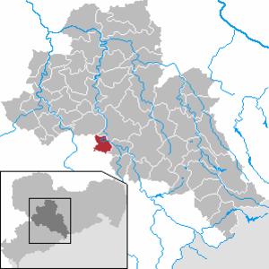 Niederwiesa - Image: Niederwiesa in FG