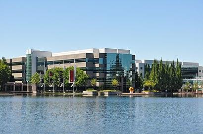 Cómo llegar a Nike World Headquarters en transporte público - Sobre el lugar