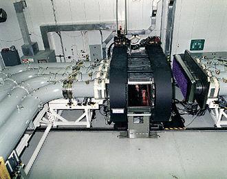 Nike laser - Image: Nike laser amplifier