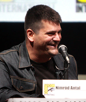 Nimród Antal - Antal at 2013 San Diego Comic Con