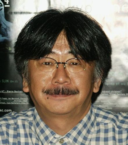 Nobuo Uematsu served as the series' sole composer from its inception in 1986 until Final Fantasy X in 2001, when he was joined by two others. Nobuo Uematsu - Paris 4-dec-2004.JPG