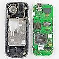 Nokia C1-02 - rear part and mainboard-92116.jpg