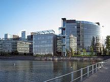 フィンランド-経済-Nokia HQ